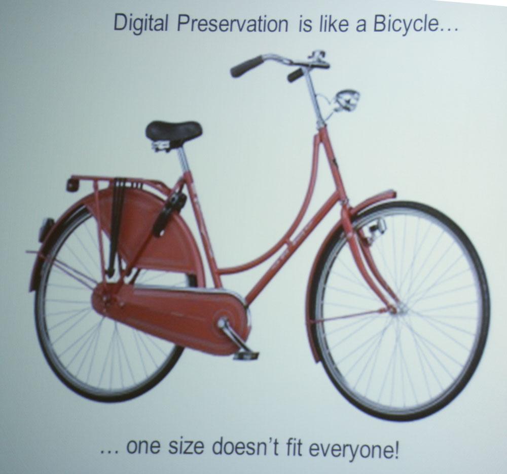 Digital preservation SCAPE/OPF seminar