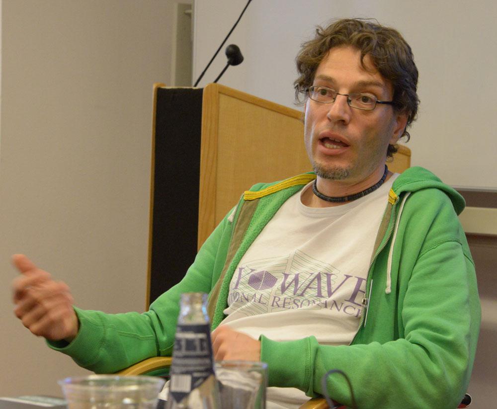Dirk von Suchodeletz SCAPE/OPF seminar