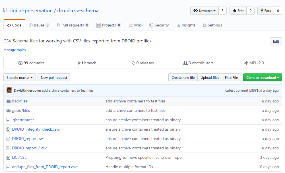 Screenshot of GitHub repository where example file can be found.  If using a screenreader, please follow the link to GitHub and explore using the accessibility features there.  Further explanation follows in post.