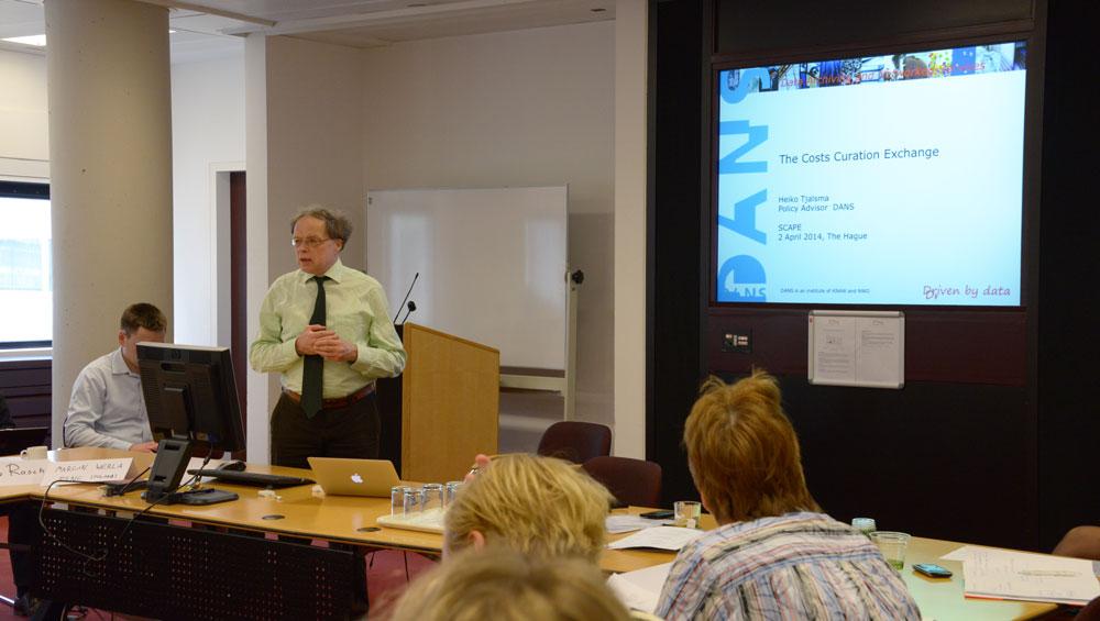 Heiko Tjalsma 4CProject SCAPE/OPF seminar