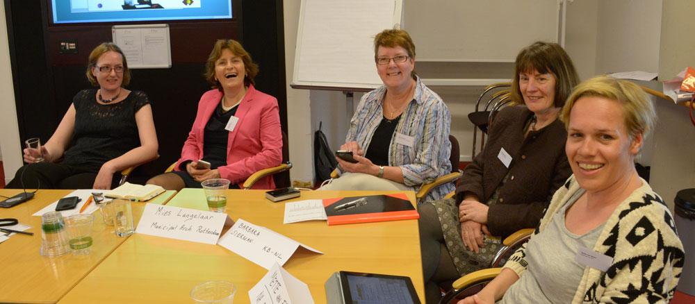 Panel members SCAPE/OPF seminar